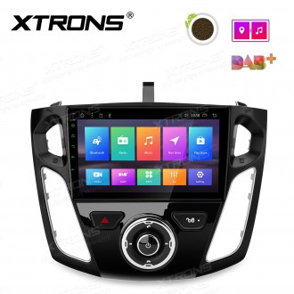 """9"""" Android 8.1 Octa-Core Car Stereo Smart Multimedia Player Custom fit for Ford"""
