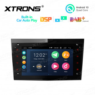 7 inch Multimedia Car Stereo Navigation System With Built-in CarAutoPlay and DSP Fit for Opel and Vauxhall and Holden