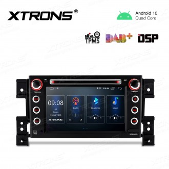 7 inch Navigation Multimedia Player with Built-in DSP Fit for SUZUKI