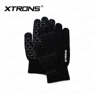 Touch Screen Winter Warm Knit Gloves