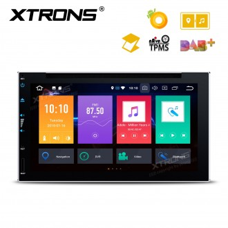 """6.95"""" Android 8.0 Octa-Core 32GB ROM + 4G RAM Multimedia DVD Player support car auto play"""