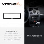 XTRONSPRO CAR RADIO / AUDIO FACIA PLATE DASH PANEL FITTING KIT for Renault clio / Modus / Megane / Scenic