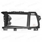 KIA Optima III (TF), K5 Double Din CD Radio Facia Fascia Panel Surround (Right Wheel)
