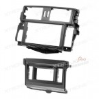 "Raido Facia for TOYOTA Land Cruiser Prado Fascia Plate Kit Panel Trim Surround Fitting(with 4.2"" display)"