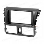 Car CD Stereo Double Din Fascia Panel Adaptor for TOYOTiA Vios 2013 Onwards