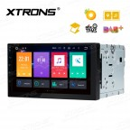 """7"""" Android 8.0 Octa-Core 32GB ROM + 4G RAM Multimedia Receiver support car auto play"""