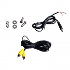 CAM005 Waterproof Wide Night Vision Car Reverse Camera/Rear View Parking LED Sensor
