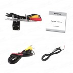 Xtrons CAMFSF003 170° Wide Angle Lens Waterproof Reversing Camera Custom for Ford Focus Sedan