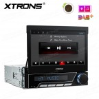 """7"""" Android 8.1 Octa-Core car stereo smart multimedia player"""
