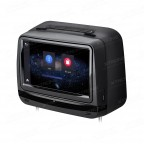 2*9pcs HD Digital Touch Screen Leather Cover Car Headrest DVD Players With Built-in HDMI Support 1080P Video