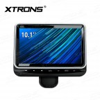 """10.1"""" Rotatable Screen & Bracket Entertainment System Car Clip-On Headrest with HDMI Port"""
