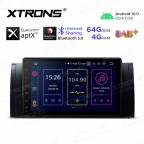 9 inch Android 10.0 Octa-Core 64G ROM + 4G RAM Plug & Play Design Car Stereo Multimedia GPS System for BMW