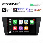 9 inch Android 10.0 Octa-Core 64G ROM + 4G RAM Plug & Play Design Qualcomm Bluetooth Car Stereo Multimedia GPS System for BMW