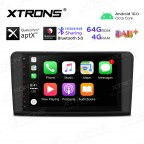 9 inch Android 10.0 Octa-Core 64G ROM + 4G RAM Plug & Play Design Car Stereo Multimedia GPS System for Mercedes-Benz