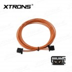 5m Most Fiber Optic Extension Cable Male to Male For use with BMW,VW,Audi,Porsche,Mercedes Media Systems