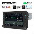 7 inch Android 10.0 Car Stereo Multimedia Navigation System Custom fit for Alfa Romeo