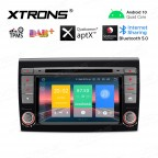 "7"" Android 10.0 Navigation system Car DVD player Custom Fit for FIAT"