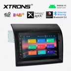 7 inch Android 10.0 Car Stereo Multimedia Navigation System Custom Fit for Fiat