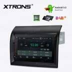 7 inch Android 9 Pie Car Stereo Multimedia Navigation System Custom Fit for Fiat