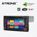 7 inch Android 9 Pie Plug-and-Play Design Car Stereo Multimedia Navigation System Custom Fit for SEAT