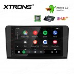 9 inch Android 9 Pie plug-and-play design car stereo Multimedia Navigation system Custom Fit for Mercedes-Benz