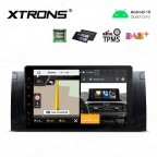 9 inch Android 10.0 Car Stereo Multimedia Navigation System Plug-and-Play Design Custom Fit for BMW