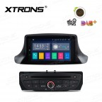 "7""Android 8.1 Quad Core 16GB ROM + 2G RAM car stereo multimedia navigation system with Full RCA Output Costom Fit for Renault"