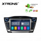 "7""Android 9.0 car stereo infotainment system for Hyundai with DVD Player Support car auto play with Full RCA Output"