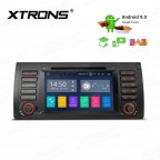 """7""""Android 9.0 car stereo infotainment system for BWM with DVD Player Support car auto play with Full RCA Output"""