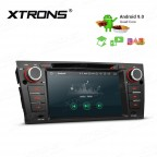 "7""Android 9.0 car stereo infotainment system for BWM with DVD Player Support car auto play with Full RCA Output"
