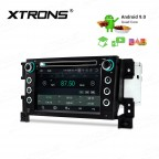 "7""Android 9.0 car stereo infotainment system for Suzuki with DVD Player Support car auto play with Full RCA Output"