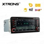 """7"""" Android 8.0 Octa-Core 32GB ROM + 4G RAM Multimedia DVD Player Support car auto play Custom fit for Audi A3 / S3 / RS3"""