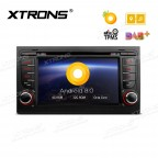 """7"""" Android 8.0 Octa-Core 32GB ROM + 4G RAM Multimedia DVD Player Custom fit for Audi A4 / S4 / RS4 / SEAT Exeo"""
