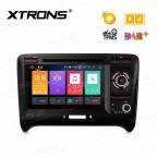 "7"" Android 8.0 Octa-Core 32GB ROM + 4G RAM Multimedia Support Car Auto Play DVD Player Custom fit for Audi TT MK2"