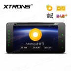 "6.95"" Android 8.0 Octa-Core 32GB ROM + 4G RAM Multimedia DVD Player Custom fit for Toyota"