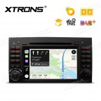 """7"""" Android 8.0 Octa-Core 32GB ROM + 4G RAM Multimedia Support Car Auto Play DVD Player Custom fit for Mercedes-Bens"""