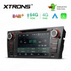7 inch Android 9.0 Octa-Core 64G ROM + 4G RAM Car DVD Player Multimedia GPS System Custom fit for BMW