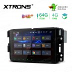 8 inch Android 9.0 Octa-Core 64G ROM + 4G RAM Car Stereo Multimedia  GPS System Support CarAutoPlay Custom fit for Chevrolet / Buick / GMC / HUMMER