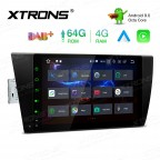 9 inch Android 9.0 Octa-Core 64G ROM + 4G RAM Car Stereo Multimedia GPS System Custom fit for BMW