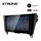 """10.1"""" Android 8.1 with Full RCA Output In-Dash GPS Navigation Multimedia System Custom Fit for NISSAN"""