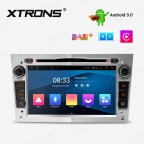 7 inch Android 9.0 with Full RCA Output In-Dash GPS Navigation Multimedia System Custom Fit for Opel | Vauxhall | Holden