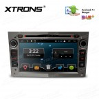 "7"" Android 7.1 Nougat Quad core 16GB ROM HD Digital Multi Touch Screen Car DVD Player Custom Fit for OPEL / Vauxhall / Holden"