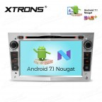 """7"""" Android 7.1 Nougat Quad core 16GB ROM HD Digital Multi Touch Screen Car DVD Player Custom Fit for OPEL / Vauxhall / Holden"""