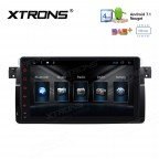 """9"""" Android 7.1 Quad core 16GB ROM + 1GB DDR3 RAM Multimedia HD Touch Screen Car Stereo Custom Fit for BMW   Rover   MG"""