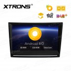 """8"""" Android 8.0 Octa-Core 32GB ROM + 4G RAM Multimedia DVD Player Custom fit for Porsche with iPhone car auto play support"""