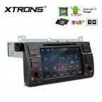 """7"""" Android 7.1 Quad-Core HD Multi-touch Screen Car DVD Player Custom Fit for BMW"""