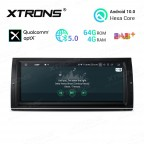 10.25 inch Android 10.0 Hexa Core 64GB ROM + 4GB RAM Multimedia Receiver GPS Navigation System with HDMI Output Custom Fit for BMW