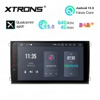 9 inch Android 10.0 Hexa Core 64GB ROM + 4GB RAM Car Stereo Navigation System with HDMI Output Custom Fit for Porsche