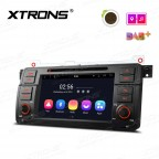 "7"" Android 8.1 Octa-Core Car Stereo Smart Multimedia Player Custom fit for BMW"