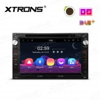 """7"""" Android 8.1 Octa-Core Car Stereo Smart Multimedia Player Custom fit for Volkswagen"""